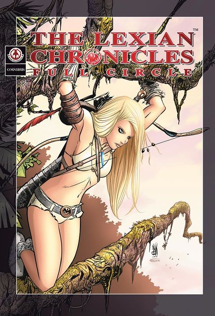 The Lexian Chronicles Omnibus, Harry Gallan
