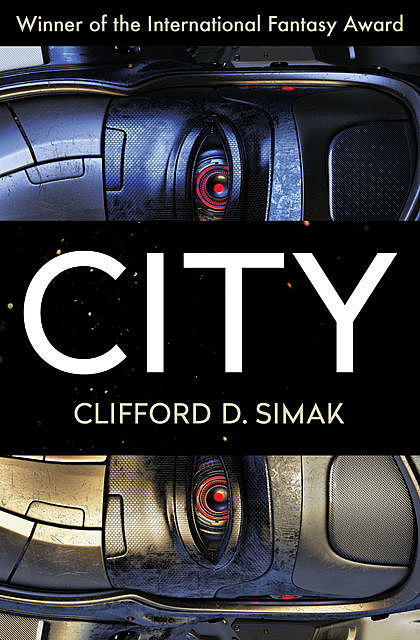 City, Clifford Simak