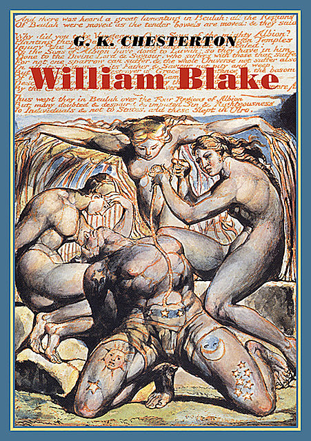 William Blake, Gilbert Keith Chesterton