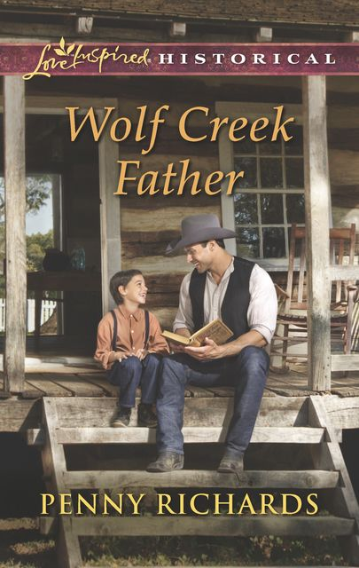 Wolf Creek Father, Penny Richards
