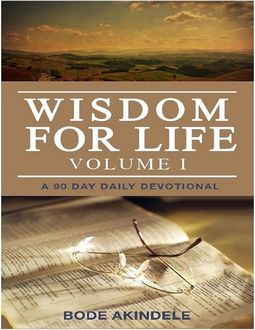 Wisdom for Life Vol.1, Bode Akindele