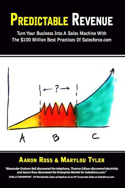 Predictable Revenue: Turn Your Business Into A Sales Machine With The $100 Million Best Practices Of Salesforce.com, Ross Aaron