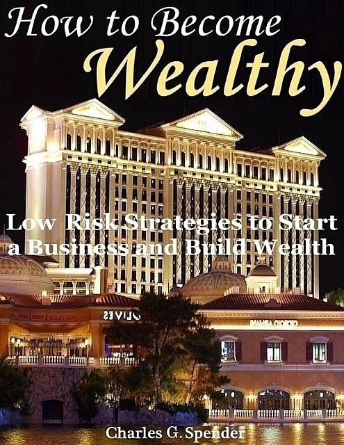 How to Become Wealthy: Low Risk Strategies to Start a Business and Build Wealth, Charles G. Spender