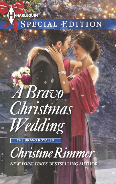 A Bravo Christmas Wedding, Christine Rimmer