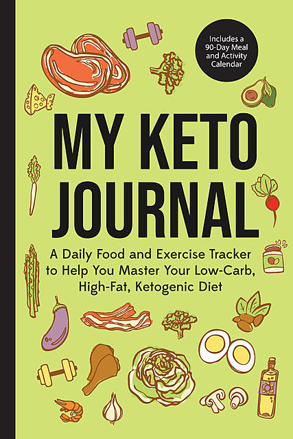 My Keto Journal, Mango Publishing