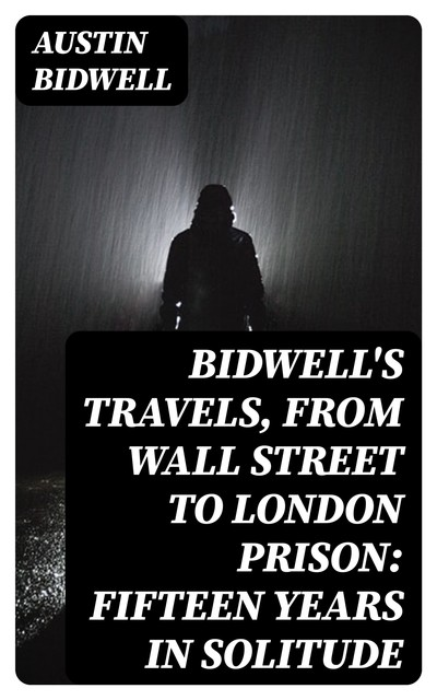 Bidwell's Travels, from Wall Street to London Prison: Fifteen Years in Solitude, Austin Bidwell