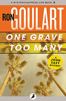 One Grave Too Many, Ron Goulart