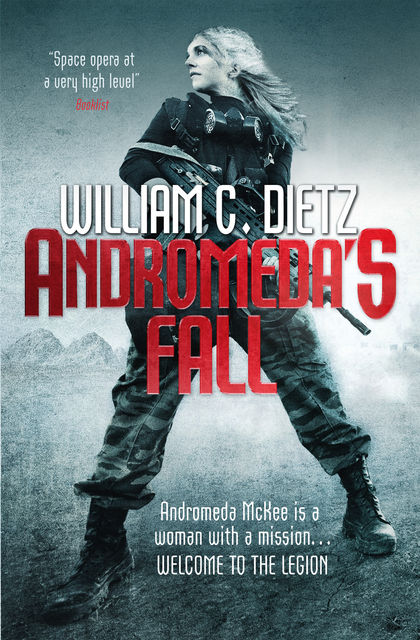 Andromeda's Fall, William Dietz