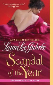 Scandal of the Year, Laura Lee Guhrke