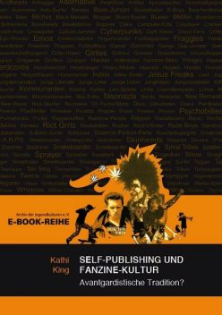 Self-Publishing und Fanzine-Kultur, Kathi King