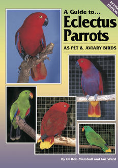 A Guide to Eclectus Parrots as Pet and Aviary Birds, Ian Ward, Rob Marshall