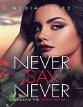 Never Say Never: Chasing the Triple Crown, Nydia Sagre
