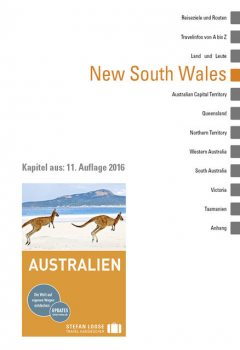 Australien: New South Wales, Anne Dehne, Corinna Melville