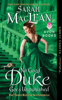 No Good Duke Goes Unpunished, Sarah Maclean