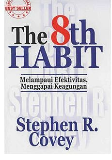 The 8th Habit Indonesia, Stephen Covey