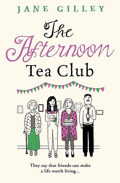 The Afternoon Tea Club, Jane Gilley