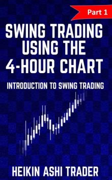 Swing Trading using the 4-hour chart 1, Heikin Ashi Trader
