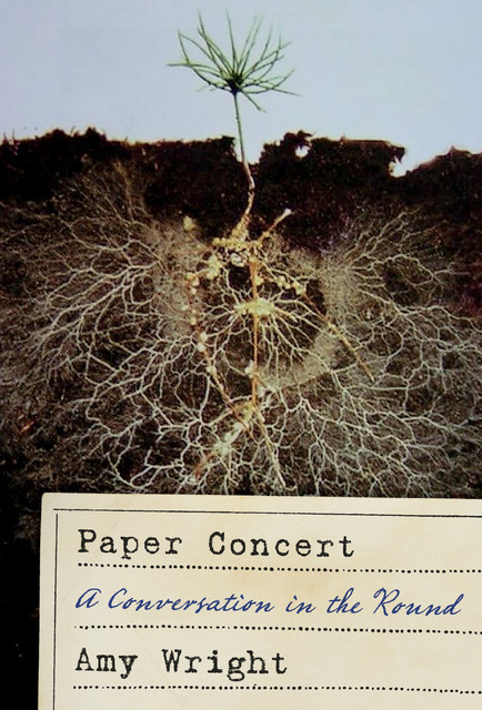 Paper Concert, Amy Wright