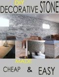 DIY Decorative Stone Made Cheap and Easy, Jean-Yves Grangé