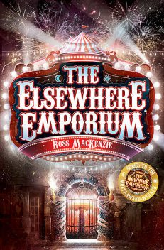 The Elsewhere Emporium, Ross Mackenzie
