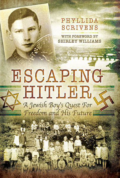 Escaping Hitler, Phyllida Scrivens, Shirley Williams