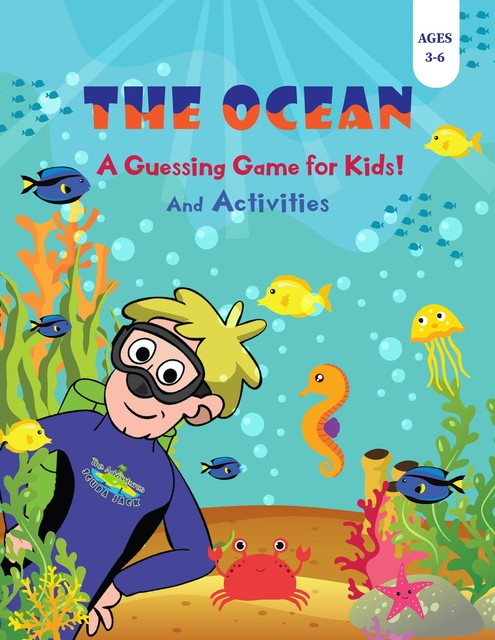 The Ocean – A Guessing Game for Kids, Beth Costanzo