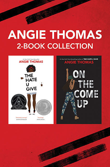 Angie Thomas 2-Book Collection, Angie Thomas