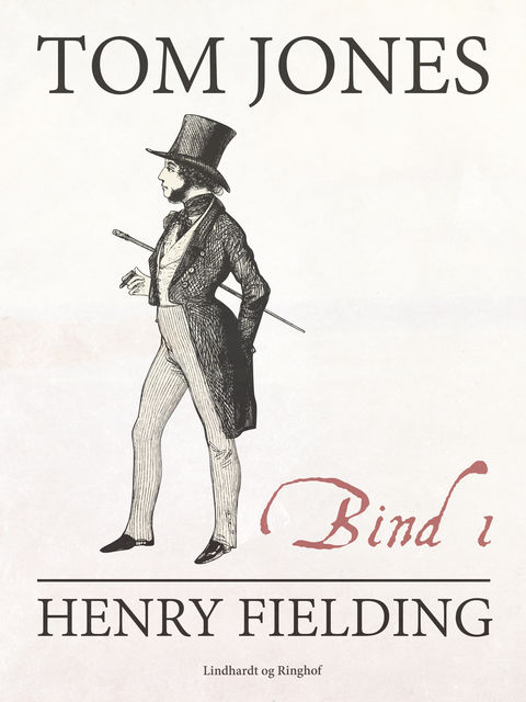 Tom Jones bind 1, Henry Fielding