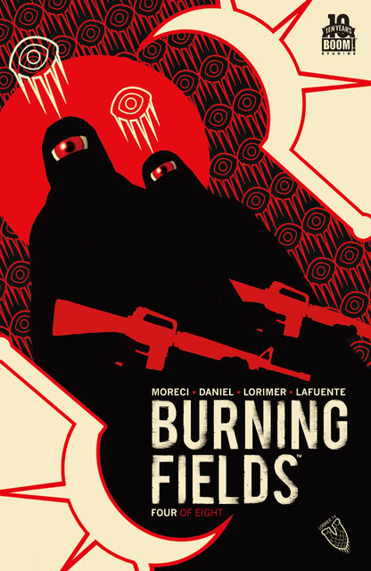Burning Fields #4 (of 8), Michael Moreci, Tim Daniel