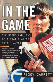 In the Game, Peggy Garrity