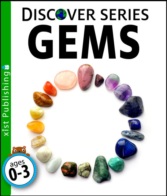 Gems: Discover Series, Xist Publishing