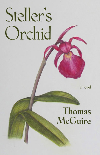 Steller's Orchid, Tom McGuire