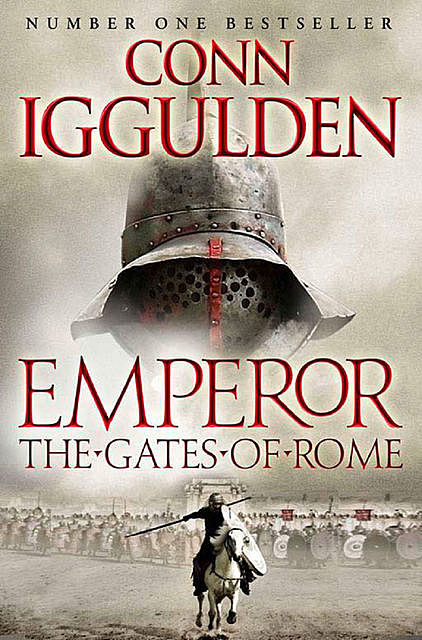 The Gates Of Rome, Conn Iggulden