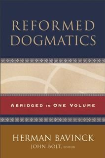 Reformed Dogmatics, Herman Bavinck
