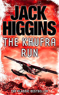 The Khufra Run, Jack Higgins