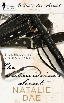 The Submissive's Secret, Natalie Dae