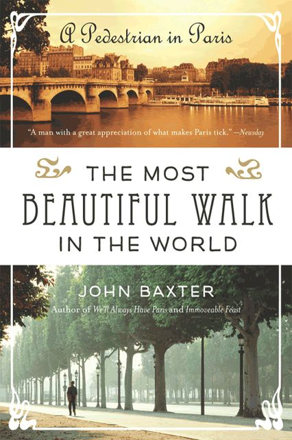 The Most Beautiful Walk in the World, John Baxter