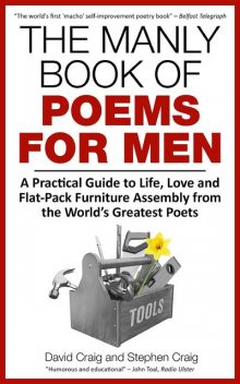 The Manly Book of Poems for Men, David Craig, Stephen Craig