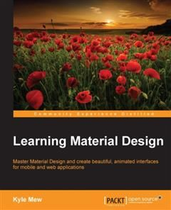 Learning Material Design, Kyle Mew