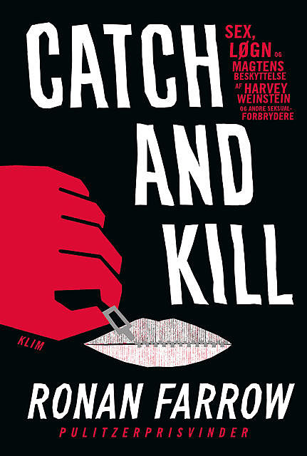 Catch and Kill, Ronan Farrow