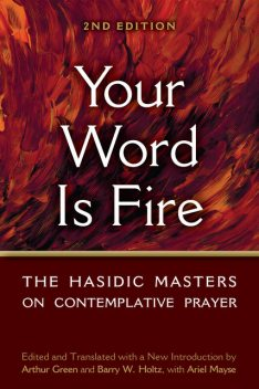 Your Word is Fire, Arthur Green, Barry W. Holtz with Ariel Evan Mayse