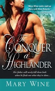 To Conquer a Highlander, Mary Wine
