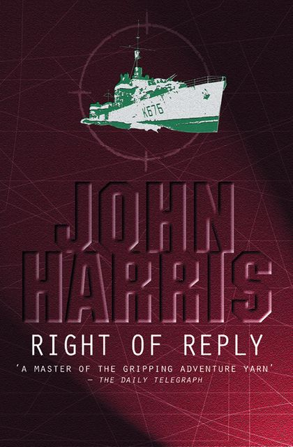 Right Of Reply, John Harris