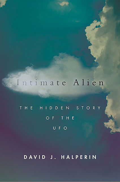 Intimate Alien, David J.Halperin
