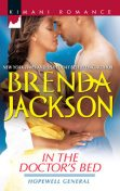 In the Doctor's Bed, Brenda Jackson