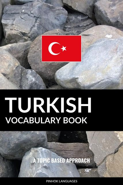 Turkish Vocabulary Book, Pinhok Languages