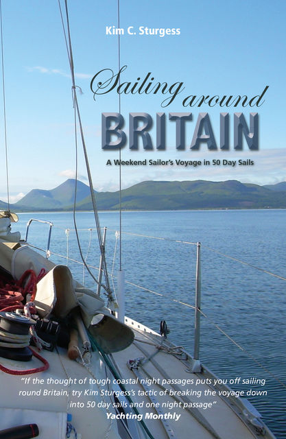 Sailing Around Britain, Kim C.Sturgess