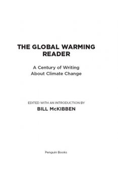 The Global Warming Reader, Bill McKibben