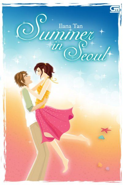 Summer in Seoul, Iliana Tan
