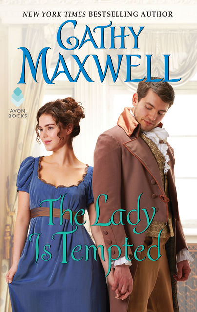 The Lady Is Tempted, Cathy Maxwell